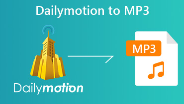 Dailymotion zum MP3 Downloader