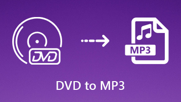 Konvertieren Sie DVD in MP3