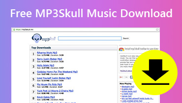 Kostenloser MP3Skull Music Download