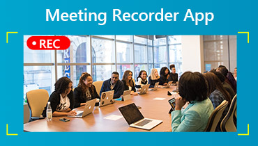 Meeting Recorder App