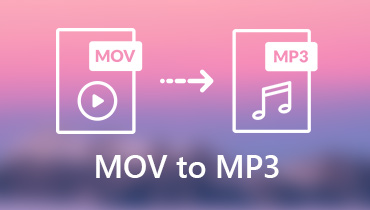 Konvertieren Sie MOV in MP3