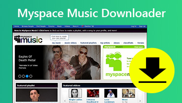 Myspace Music Downloader