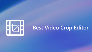Video Crop Editoren