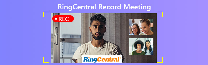 RingCentral Record Meeting