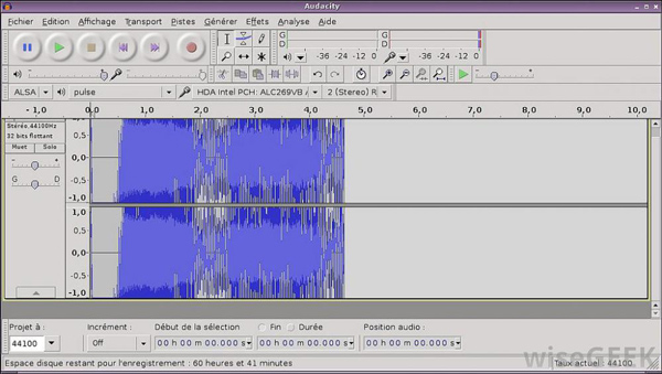 Konvertiere flac in mp3 audacity