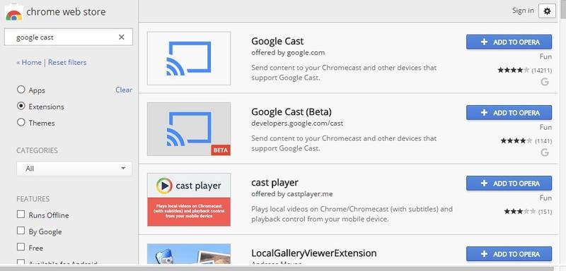 Chromecast Für Pc Einrichten