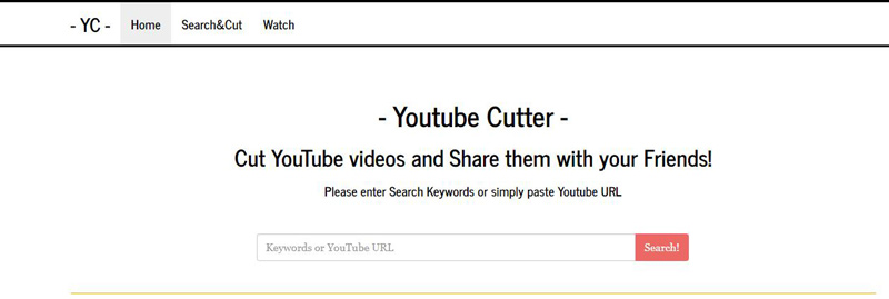 Youtube Cutter